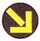 Реверсивный светофор с дополнительной секцией